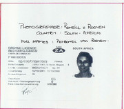 Ronell Vanrooyen (Ronell)