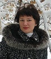 Tatyna Ivanova (Yssyriy)
