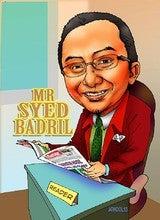 Syed Mohd Badril Hisham Syed Abdul Khalid (Syedmohdbadrilhisham)