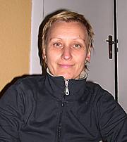 Svetlana Vogt (Weekenddriver)