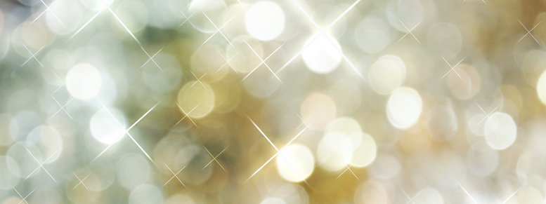 Stock photo: bright golden silver dot background