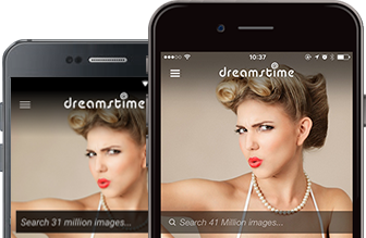 Dreamstime Mobile App