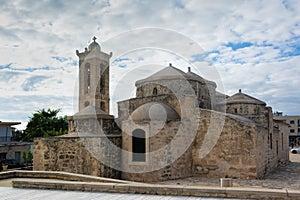 Agia Paraskevi Church located in Yeroskipou Village. Paphos
