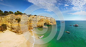 Algarve, Coast and Beach, Portugal