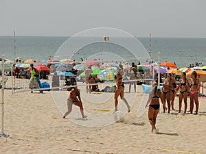 Imagen de voley playa a la venta