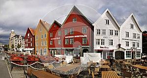 Bergen, Bryggen, Landmark, Norway