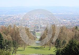 Bergpark Wilhelmshohe, Germany