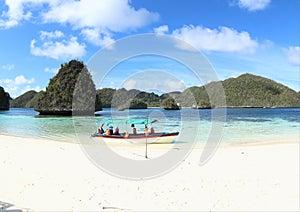 Boat Trip to Wayag