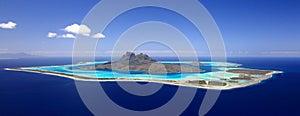 Bora Bora - Stock Photos South Pacific Sightseeing Sites