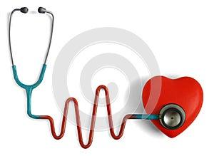 Cardiologia (heartcare) Fotografie Stock Libere Da Diritti