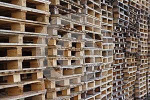 Cargo pallets