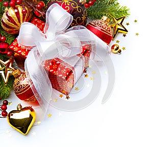 Christmas card gift boxes Christmas decorations