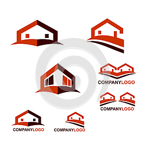 Construction and Real Estate logo