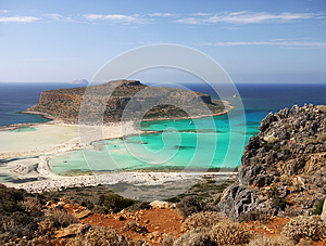 Crete Travel, Attraction, Cruise Balos Beach