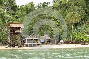 Diving resort - diving center