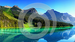 Emerald Lake, British Columbia