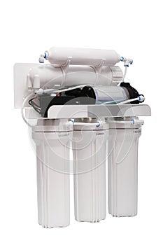 Filter für die Wasserbehandlung