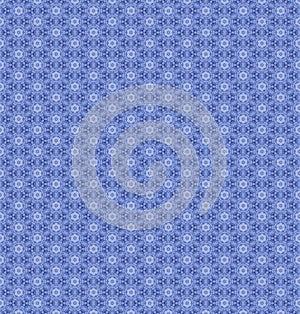 Fiorisce il colore del blu del fondo