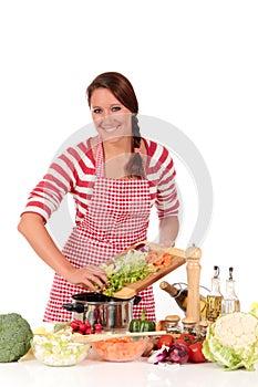 Frauenküchegemüse