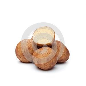 Frische Marzipankartoffeln
