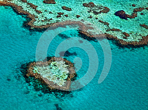 Great Barrier Reef - Stock Photos South Pacific Sightseeing Sites