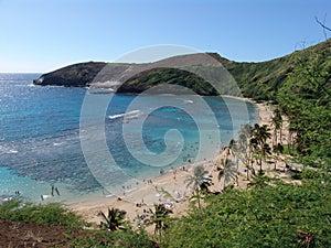 Hanauma Bay on Hawaii