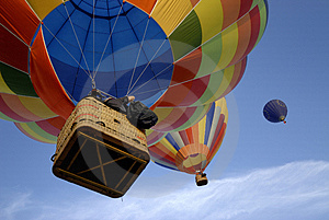 Hot air balloons 3