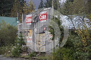 Hyder Alaska Village Store