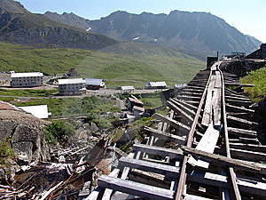 Independence Mine Alaska