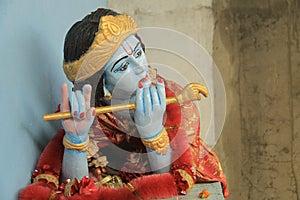 Krishna statue in Amritsar