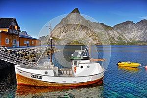 Lofoten, Fishing Boat