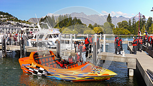 New Zealand, Adventure, Jet Boat Ride