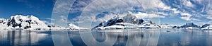 Paradise Bay, Antarctica - Majestic Icy Wonderland - Stock Photos Antarctica Tourists Locations