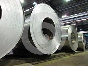 aluminum coils, Rolled aluminium coil