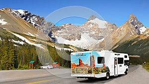 RV Canada America Tour