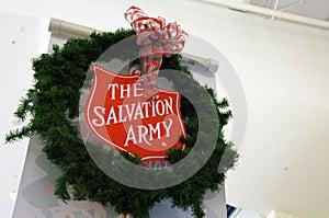 Salvation Army Christmas