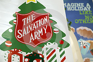 Salvation Army Giving Tree