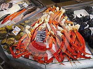 Seafood, Fish Market