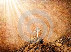 Sepia Cross2