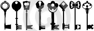 Keys set