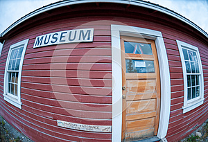 Small museum