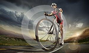 "Sport. Cyclist"" border=""0"