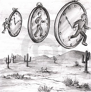 Time In to In Out of Time