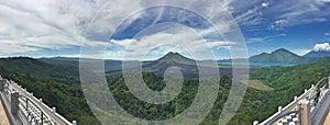 Volcano Mt Batur Bali