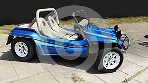 Sports Racing Cars, Volkswagen Buggy, Off-road