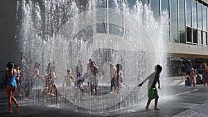 Water Fountain Kids