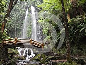 Water Jumog waterfall