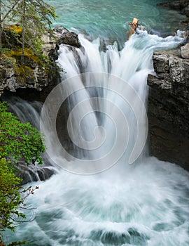 Waterfalls, Landscape, River, Wilderness, Canyon