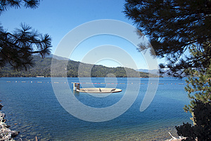 Whiskeytown Lake Beach