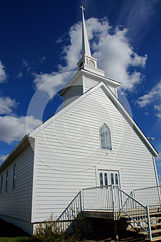 White Church Alaska Highway